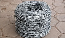 Normal Twisted Barbed Wire